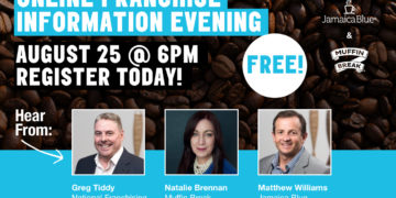 Online Franchise Information Evening