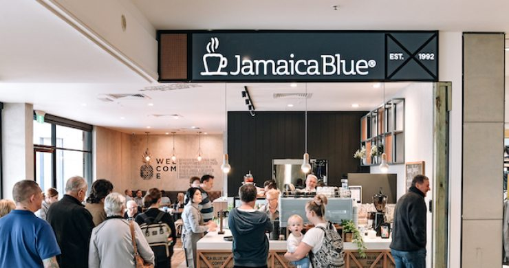 Inline Cafe Jamaica Blue